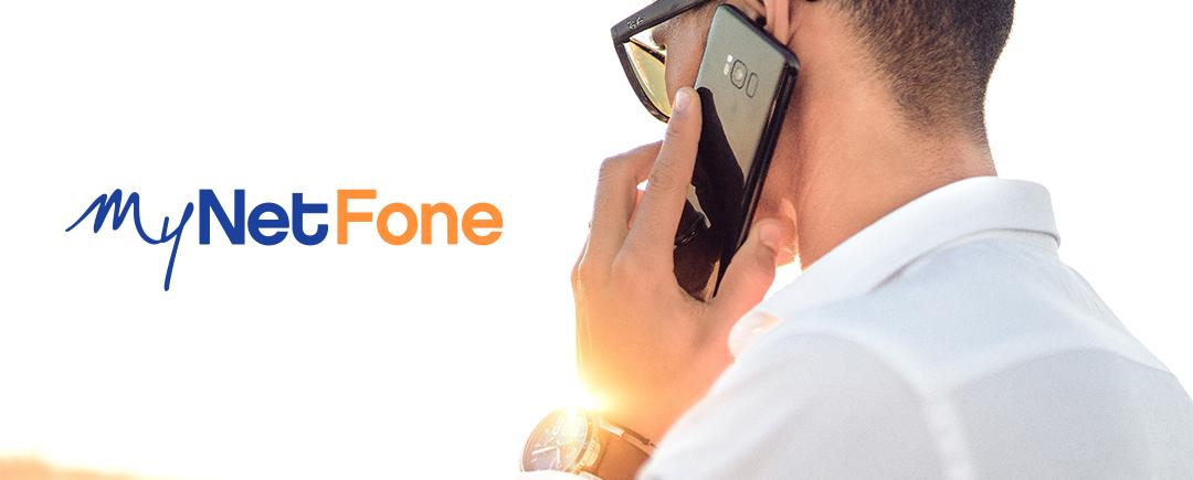 MyNetFone banner